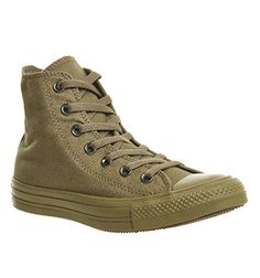 Converse Converse All Star Hi Military Olive Mono - Unisex Sports