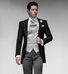 27bd1a6ae Click to Buy    wedding shiny tuxedo three piece suits men groom suit