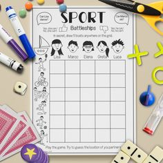 Hobby For Kids Pictures - Hobby Lobby Shelf - - Sport Hobby For Women Hobbies For Kids, Hobbies To Try, Hobbies That Make Money, Sports Activities For Kids, Classroom Activities, Sports Games, Phonics Games, Activity Games, English Games For Kids