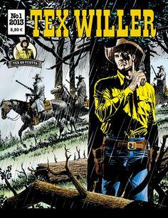 Tex Willer -lehti nro 1/2013