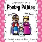 A creative resource to teach CCSS 4.RL.5 - in particular, the key structural elements of poetry. [includes printables for students to create their own poetry books!]