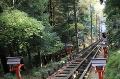 Day trip in Kyoto. Kurama and Kibune are a pair of tranquil rural villages and easy and scenic 30-minute train north of Kyoto on Eizan Line. Read our Kurama and Kibune guide