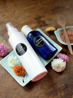 Hjemmelaget hårspray med himmelsk duft Melaleuca