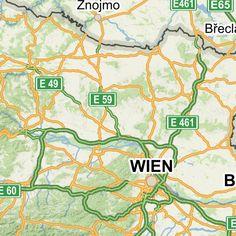 Po magentové - T-Mobile.cz Map, Maps