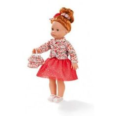 Gotz Preciouse Day Julia. Gotz have been producing  dolls and dollsaccessories for 60years and are designed and developed in Germany#toys2learn#gotz#doll#45cm#julia#precious#day#hair#long#red#australia#