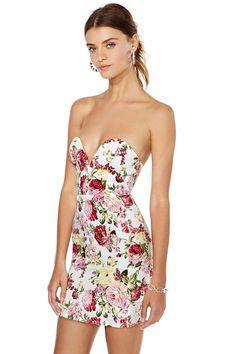 Garden Life Floral Dress | Shop Sale at Nasty Gal