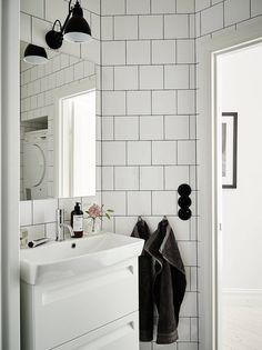Kakel | litet badrum