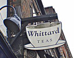 TEAS signboard