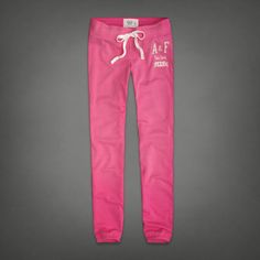 Classic Banded Sweatpants | Abercrombie.com | Check out our Pin To Win Challenge at http://on.fb.me/UfLuQd