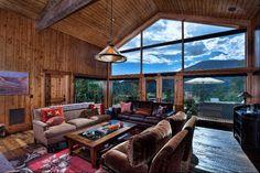 Peace Ranch, outside Aspen, Colo.