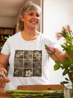 Canvas Prints, Art Prints, Cotton Tote Bags, Amazing Photography, Chiffon Tops, Classic T Shirts, Flowers, Mens Tops, Design
