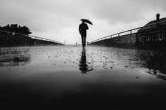 Typical Hamburg weather by Patrick Ludolph