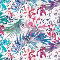 Patternbank Online Textile Design Studio Highlights – June 2016 – Exotic Pattern by Natalia Tyulkina
