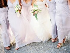 Lavender wedding inspiration - love the soft lavendar - this was my second choice