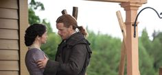 Diana Gabaldon Teases Trouble For Jamie & Claire In 'Go Tell The Bees That I Am Gone' Lord John, Richard Rankin, Paula Patton, Wedding Movies, Jamie And Claire, Columbia Pictures, Diana Gabaldon, Iconic Movies, Outlander Series