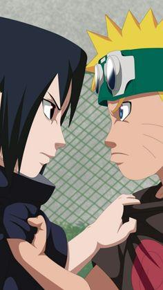 Little Sasuke and Naruto