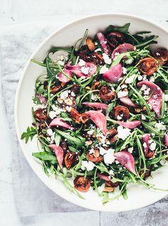 Denne salat er en videreudvikling af salaten Pink Perfection fra min første kogebog. Det er en af mine yndlingssalater, og min gode veninde døbt denne udgave Pink Passion. Det er en luksussalat, som kan bruges til de fleste typer kød eller blot som en selvstændig frokostsalat. Den kræver en del ingredienser, men jeg lover, at …