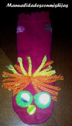 Marioneta con un calcetín                                                                                                                                                                                 Más