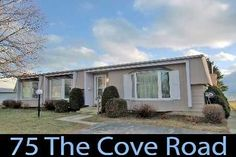 Detached - 2 bedroom(s) - Clarington - $175,000 Coving, Bungalows, Retirement, Bedroom, Outdoor Decor, Home Decor, Homemade Home Decor, Bedrooms, Interior Design