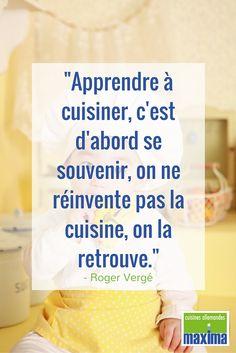Maxi 39 citations sur pinterest cuisine chefs et souvenirs - Apprendre a faire la cuisine ...