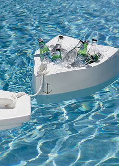 Chill Floating Cooler.