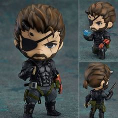 Nendoroid 565 Venom Snake Sneaking Suit Ver. ETA Mid May 2016  Available for pre-order from: http://www.figurecentral.com.au/  #Nendoroid #metalgearsolid #figurecentral