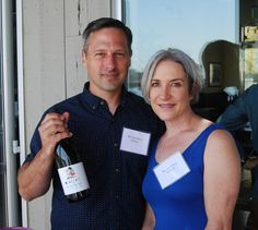 Wines of Danger - Michael and Wendy Trotta of Eclectic Wines
