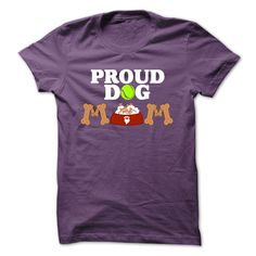 Proud Dog Mom T-Shirts, Hoodies. VIEW DETAIL ==►…