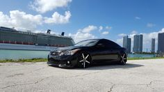 In front of Port of Miami