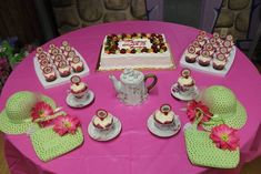 Tea Time Birthday Party - Image overload - - OCCASIONS AND HOLIDAYS