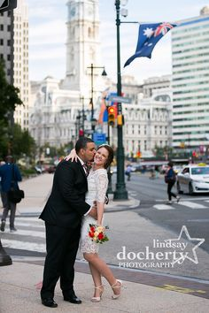 Elopement wedding day at Philadelphia City Hall for Australian couple by Lindsay Docherty Photography Philadelphia City Hall, Philadelphia Wedding, Elope Wedding, Wedding Day, City Hall Wedding, Wedding Pictures, Wedding Styles, Weddings, Couples