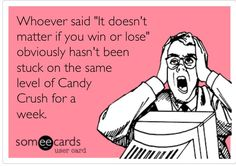 Candy Crush saga...
