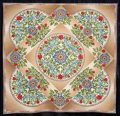 Gift of Appreciation, a prize winning quilt by Kyoko Yamauchi