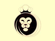 Lion Head Perfect Circle