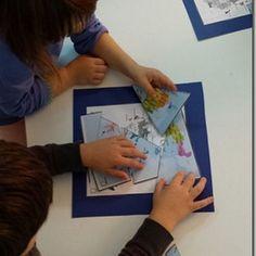 Η Ελλάδα με λίγα λόγια Cards, Maps, Playing Cards