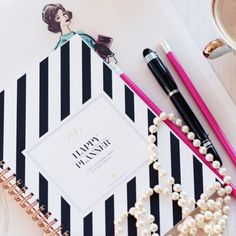 Happy Planner. Unique essential for work.   #office #accessories #ideas #organizers #work