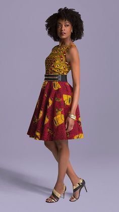 45 Fashionable African Dresses   Discover the hottest ankara African dresses you need this season. Everything from peplum, bubble sleeves, and flare to mixed African print. This season's hottest styles & where to get them are in one convenient post. Get the scoop! Ankara   Dutch wax   Dashiki   African print dress   African fashion   African women dresses   African prints   Nigerian style   Ghanaian fashion   Kenya fashion   Nigerian fashion   African clothes   ankara dresses   ankara styles