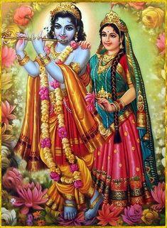 Radha et Krishna