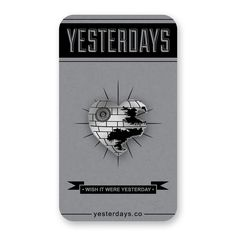 Love is a Battle Station - Yesterdays  - 2