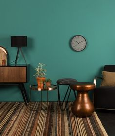 MESA AUXILIAR  Side Table / Table d'appoint COPPER