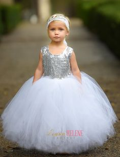 Abby Couture Flower Girl Dress