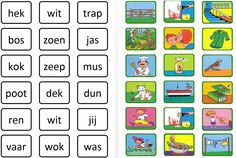 Leesspel VLL Kim versie Dutch Language, Creative Teaching, Toddler Activities, Classroom Management, Spelling, Homeschool, Letters, Writing, Reading
