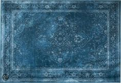 Blauw Perzisch Tapijt : ≥ perzisch tapijt handgeknoopt blauw stoffering tapijten en