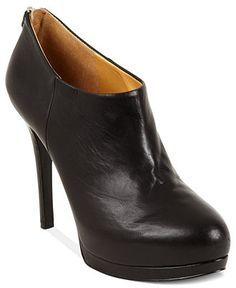 Nine West Shoes, Haywire Platform Booties - Boots - Shoes - Macy's Buy Boots, Shoe Boots, Wide Calf Boots, Nine West Shoes, Pumps, Heels, Black Booties, Passion For Fashion, Riding Boots