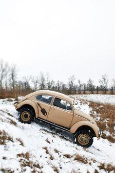 Ultimativer Geländewagen: Dieser Käfer ist ein Gürteltier - SPIEGEL ONLINE - Nachrichten - Auto