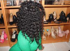 Crochet Braid Tutorial With Freetress Hair.