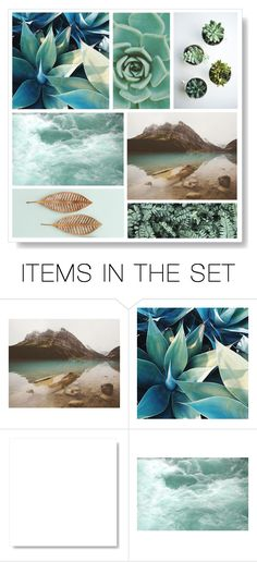"""""""Nature"""" by georgia-sotiriadi ❤ liked on Polyvore featuring art"""