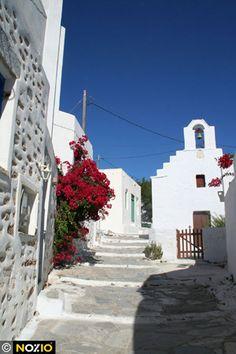 Chora, Amorgos Cyclades