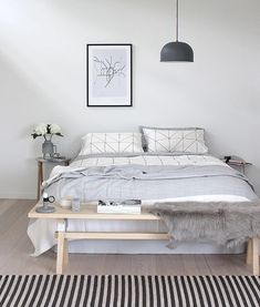 10 Nurturing Hacks: Minimalist Interior Bedroom Storage minimalist home bedroom mirror.Minimalist Home Decorating Nature minimalist bedroom neutral curtains.Minimalist Interior Home Rugs. Minimalist Interior, Minimalist Bedroom, Minimalist Home, Minimalist Apartment, Scandinavian Bedroom, Scandinavian Style, Nordic Style, Minimalist Scandinavian, Nordic Bedroom