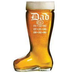 Custom Engraved Boot Glass by DustyRoadGurl
